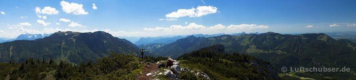 Bauernwand und Sonnwendwand - gefangen und gerichtet in den Bergen. Todesstrafe und Zwangsarbeit zu Füßen der Chiemgauer Alpen.