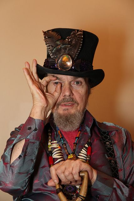 Dr. John's OffBeat Magazine March 2011 Issue Photoshoot by Offbeat Magazine, via Flickr