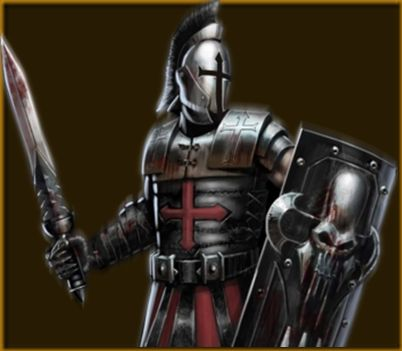 """Uma das figuras mais emblemáticas do período medieval é a do cavaleiro. Os cavaleiros geralmente pertenciam à nobreza. Começavam a ser iniciados aos 7 anos e aos 10, começavam a servir aos senhores """"feudais"""". O reconhecimento como cavaleiro só acontecia aos 20 anos. O ritual da sagração ocorria num combate simulado durante uma festa. Durante as cruzadas, os cavaleiros se transformaram em defensores da fé contra infiéis e hereges."""