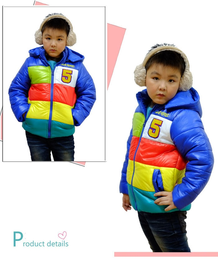 Aliexpress.com : Buy New Boys Winter Coat Colorful Cotton Jackets,Free Shipping K0247 from Reliable Boys Winter Coat suppliers on SICIBAY - Kids' Clothing:Selling for Donating