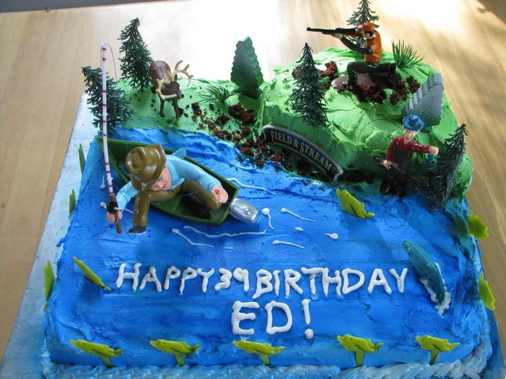 Cake Decorating Ideas For Man