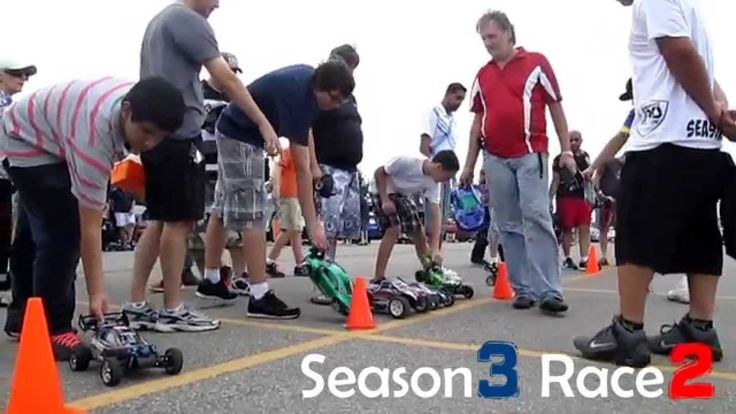 Amazing RC Store Season 3 - Race 2  Time to Race!