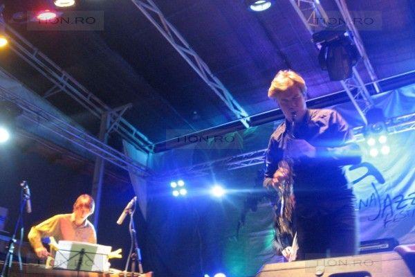 La Wolfsberg, ca la Mecca jazzului: festivalul de la Garana a inceput pe cai mari