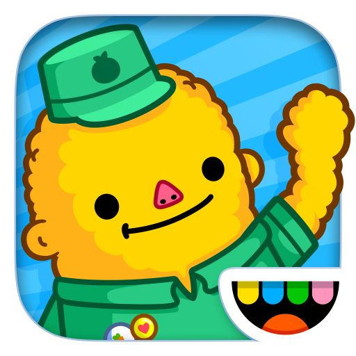 Toca Life: Town | A new way to play | Toca Boca