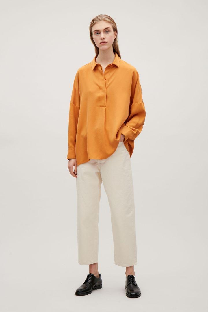 COS | Oversized shirt