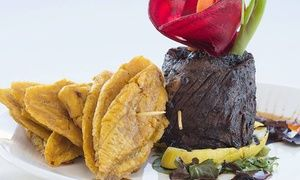 Groupon - Prie-Fixe Latin American Meal for Two at Salsa Con Fuego (Up to 57% Off). Two Options Available. in Fordham Manor. Groupon deal price: $39