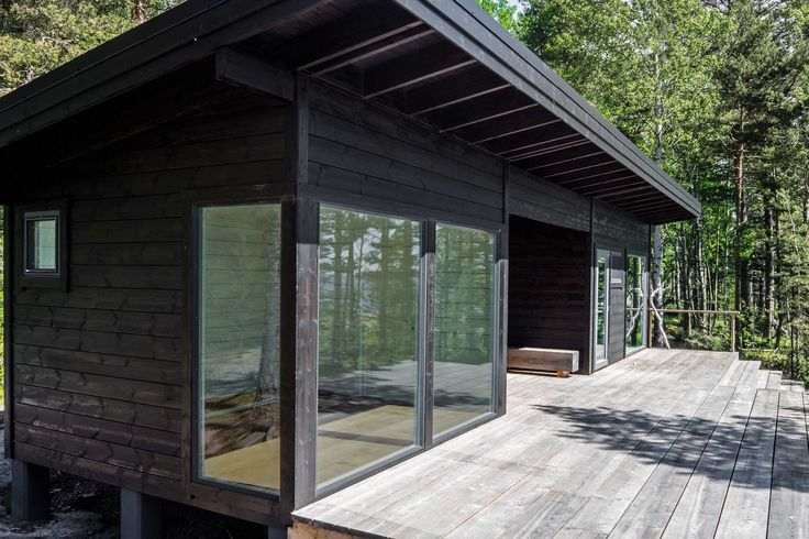 Gallery of Summer House on the Baltic Sea Island / Pluspuu Oy - 4