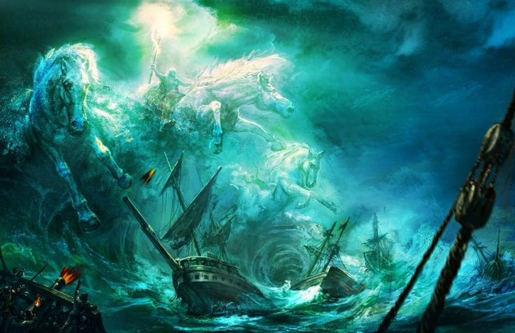 Poseidon essay