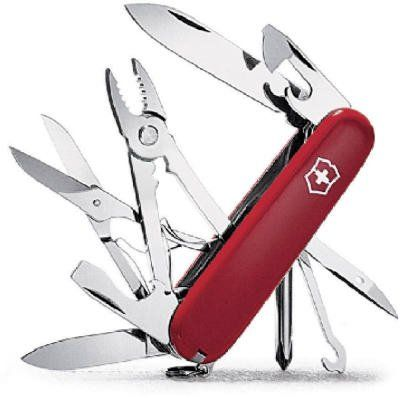 Victorinox-Swiss Army 53481 Deluxe Tinker Pocket Knife   http://huntinggearsuperstore.com/product/victorinox-swiss-army-53481-deluxe-tinker-pocket-knife/