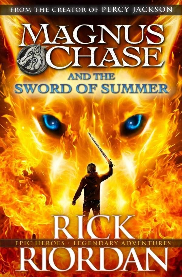 The Sword of Summer - Pre-order Your Signed Copy!* : Magnus Chase and the Gods of Asgard Series : Book 1 - Rick Riordan<<<omgshomgoshomgosh... I love it.