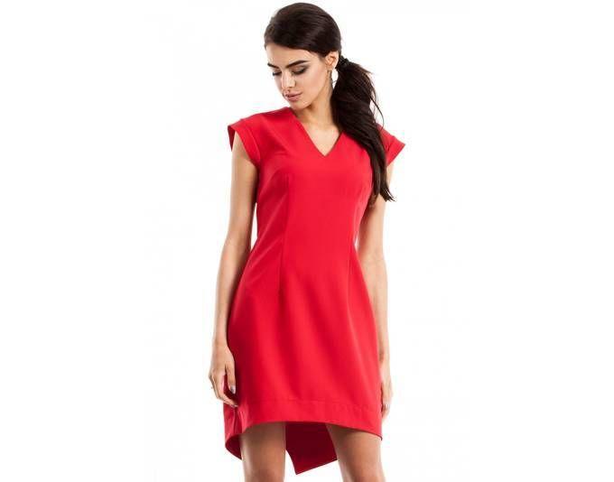Clea Asymmetrisches Damenkleid ohne Ärmel ,Farbe: Rot, Größe: 36 Jetzt bestellen unter: https://mode.ladendirekt.de/damen/bekleidung/kleider/sonstige-kleider/?uid=ba30797f-b862-5843-86fb-24a2f2949d2e&utm_source=pinterest&utm_medium=pin&utm_campaign=boards #sonstigekleider #kleider #bekleidung