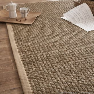 25 best ideas about tapis jonc de mer on pinterest jonc de mer tapis de sisal and tapis en sisal. Black Bedroom Furniture Sets. Home Design Ideas