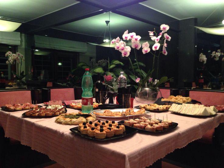 buffet di compleanno