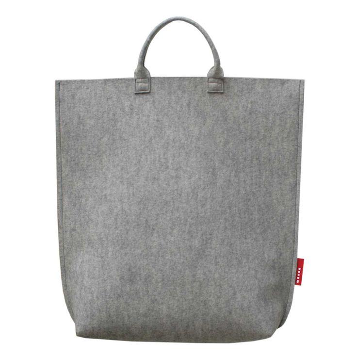 A3 shopper marmer grijs