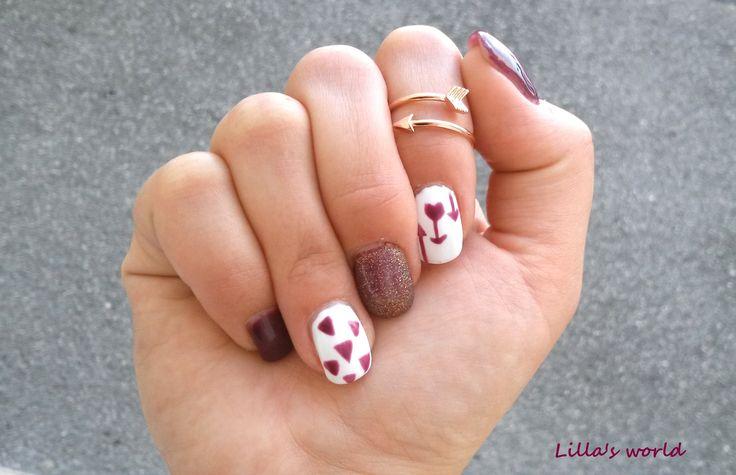 My arrow nails♥ :D
