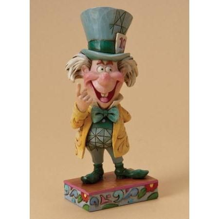 jim shore disney | Jim Shore Disney Traditions The Mad Hatter,