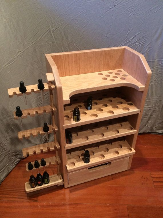 Hey, I found this really awesome Etsy listing at https://www.etsy.com/listing/198686891/display-rack-with-dropper-storage  Can't wait to receive it and show off my collection of dõTERRA Essential Oils!
