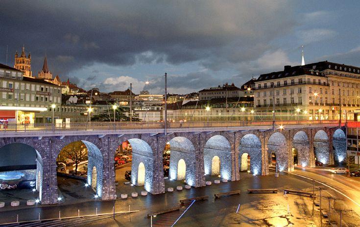 Lausanne les Arches