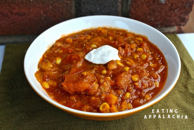 Indian Spiced Chili | Healthy Recipies | Pinterest