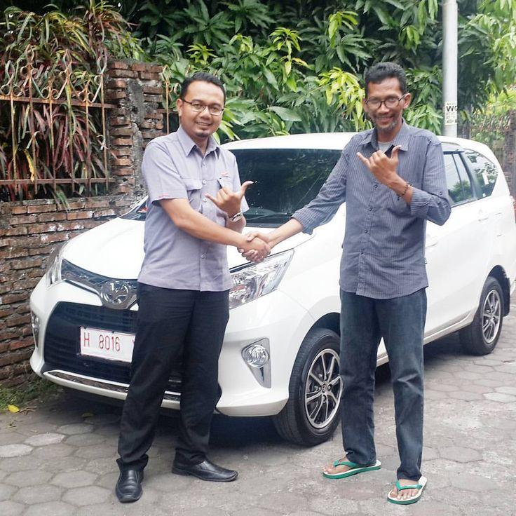 Terima kasih atas kepercayaan Keluarga Bapak Achmad yang telah melakukan pembelian 1 unit Toyota Calya melalui ToyotaSemarang.com Semoga berkah untuk keluarga…...