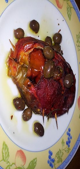 Impara la ricetta di Peperoni ripieni alla palermitana e porta a tavola un piatto gustoso per i tuoi ospiti. Scopri tutte le nostre ricette di cucina!