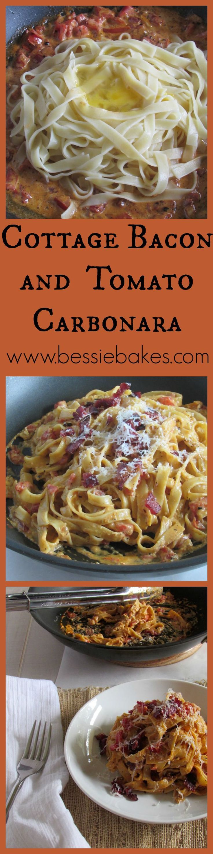 Cottage bacon is the  quot bit ends quot  of the bacon slab  It costs less and is the perfect sub for pancetta  Try this creamy and comforting twist on Carbonara