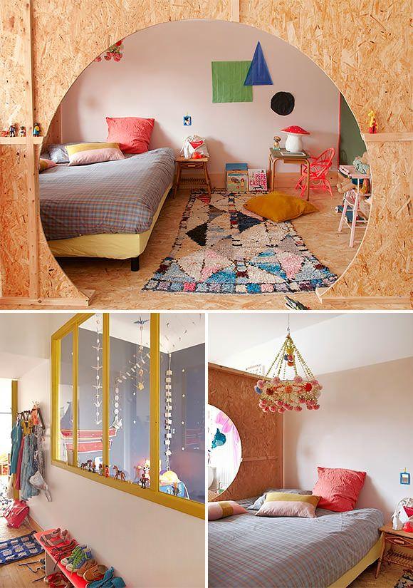 grande sala per bambini