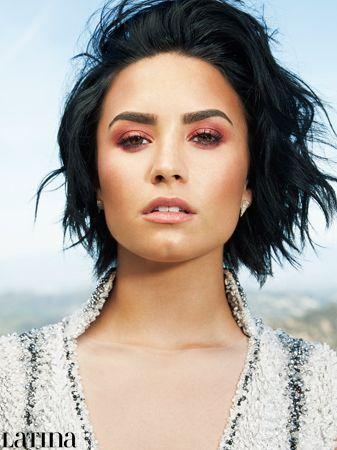 Can't get enough of our June/July 2016 cover star, Demi Lovato? Then check out these exclusive photos from her cover shoot: MORE: Demi Lovato is Latina Magazine's June/July 2016 Cover Star!