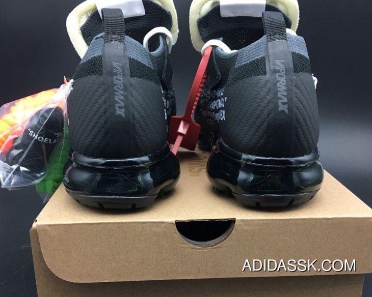 4940a79c8a New Year Deals Off-White X Nike Air VaporMax 10x Black/White-Clear ...