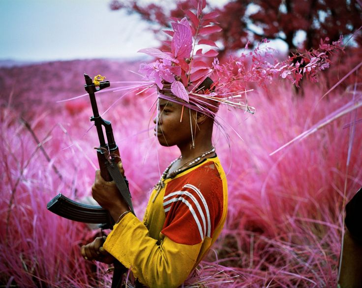 Richard Mosse The Impossible Image — DOP