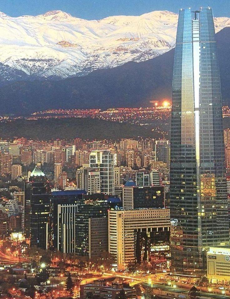 El departamento desde Santiago