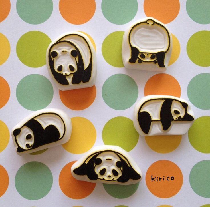 Stempel panda                                                       …