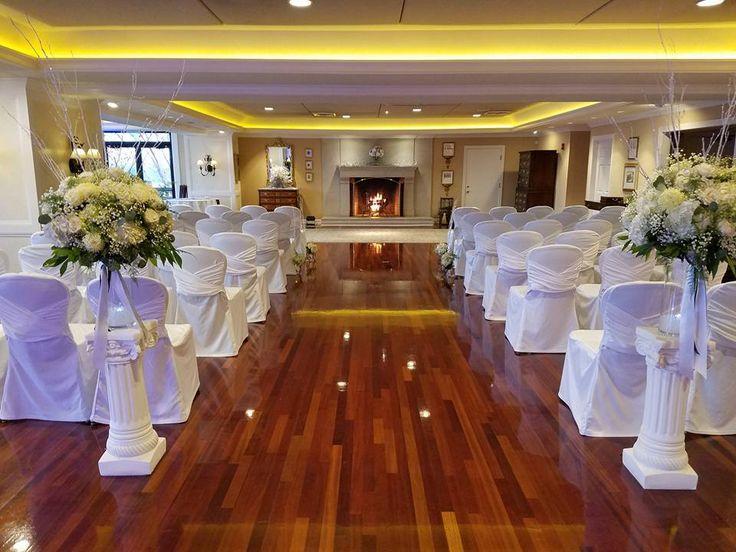 Indoor Wedding Ceremony Site