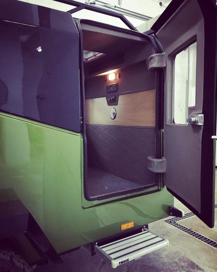 mini caravan off-road