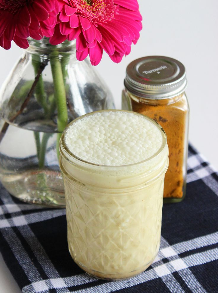 This DIY almond milk has a secret ingredient that can help boost metabolism and is an anti-inflammatory. Drink it on its own or add to your favorite smoothie. It inly takes two minutes to make!