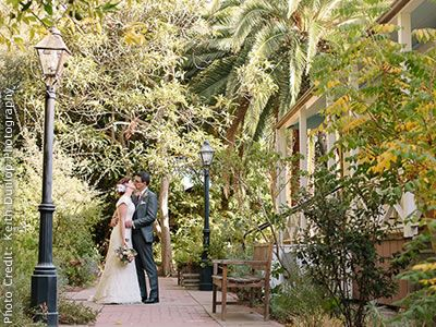 Dallidet Adobe And Gardens Central Coast Wedding Location Slo Site 93401