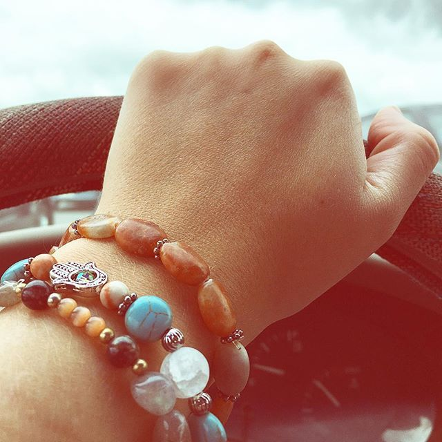 Pimp your own ride with these bohemian stacking bracelets ✨ •••••••••••••••••••••••••••••••••••••••••• #handmade #shopsmall #buyhandmade #etsy #etsyshop #etsyseller #smallbusiness #supportsmallbusiness #etsyjewelry #jewelry #boutique #accessories #giftideas #giftsforher #boho #bohemian #bohostyle #bohojewelry #stackingbracelets #bracelet