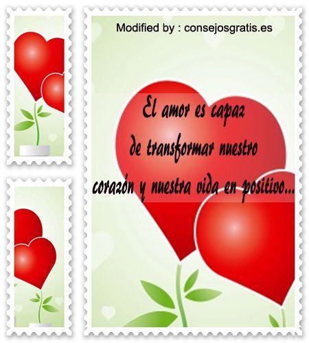 buscar gratis textos de amor bonitos para enviar,buscar bonitos poemas de amor para facebook: http://www.consejosgratis.es/originales-mensajes-de-te-quiero-mucho/