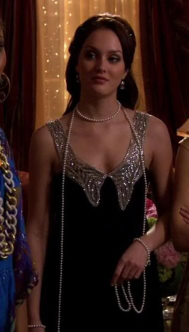 When I first saw this on the show, I couldn't believe I didn't realize that Blair was the true Stunner in this show!