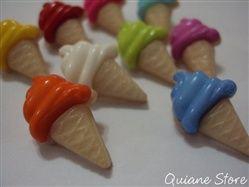 #artesanato botões sorvetinho, temos aqui a pronta entrega: http://www.quianestore.com/Kit-10-Botoes-Sorvetinho--Botoes--Botoes-de-Plastico-_cod_256