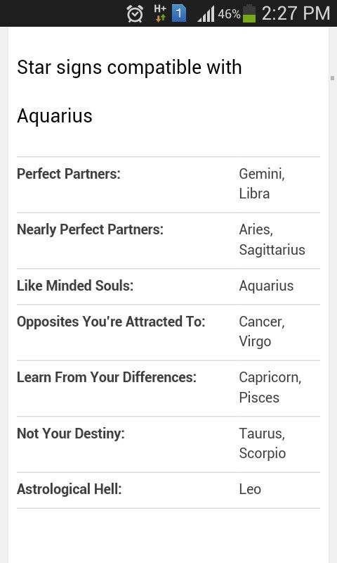 Omg where was this when I was married to a Scorpio and when I dated that Taurus?? Wtf