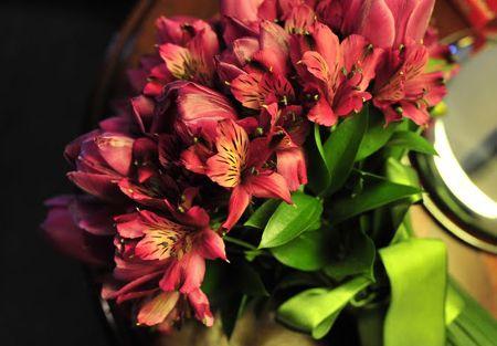 Em abril as flores da época são: angélica, camélia, clarquia, gipsófila, gladíolo, laços-espanhóis, margarida, papula, petúnia e strelitzia. (...)