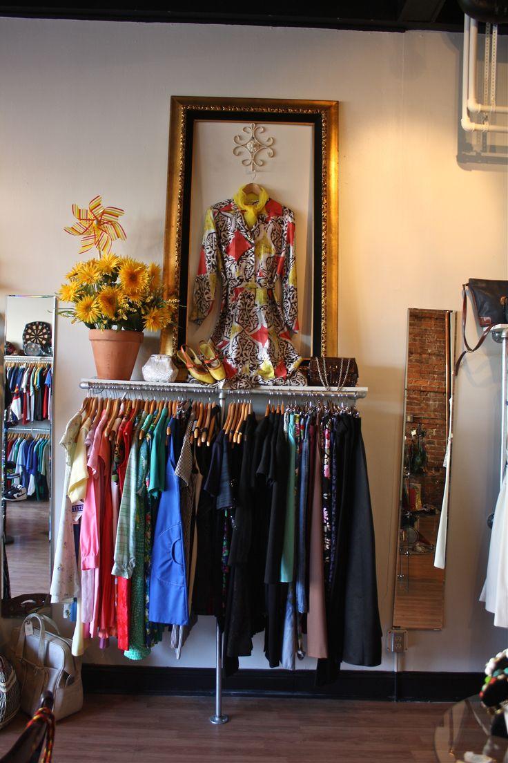 Vintage online clothing boutiques