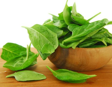 Top 7 Superfoods:  1. Spinach  2. Walnuts  3. Honey  4. Salmon  5. Oats  6. Dark chocolate  7. Blueberries