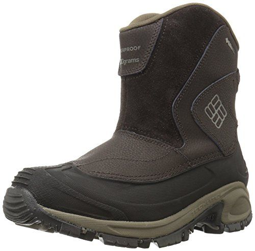 Columbia Men's Bugaboot Slip Snow Boot, Stout/Mud, 11 M US: Built for  rugged terrain and cold-weather conditions, this insulated, waterproof boot  keeps you ...