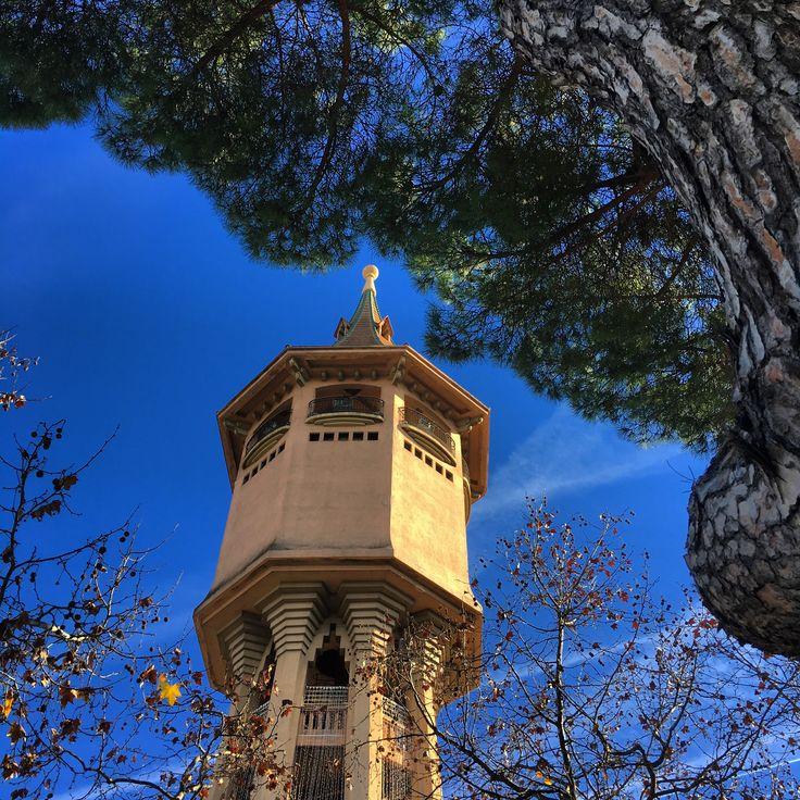Torre de l'Aigua. Sabadell.