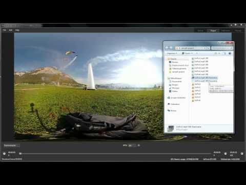 Tutorial : Getting started with VideoStitch - YouTube