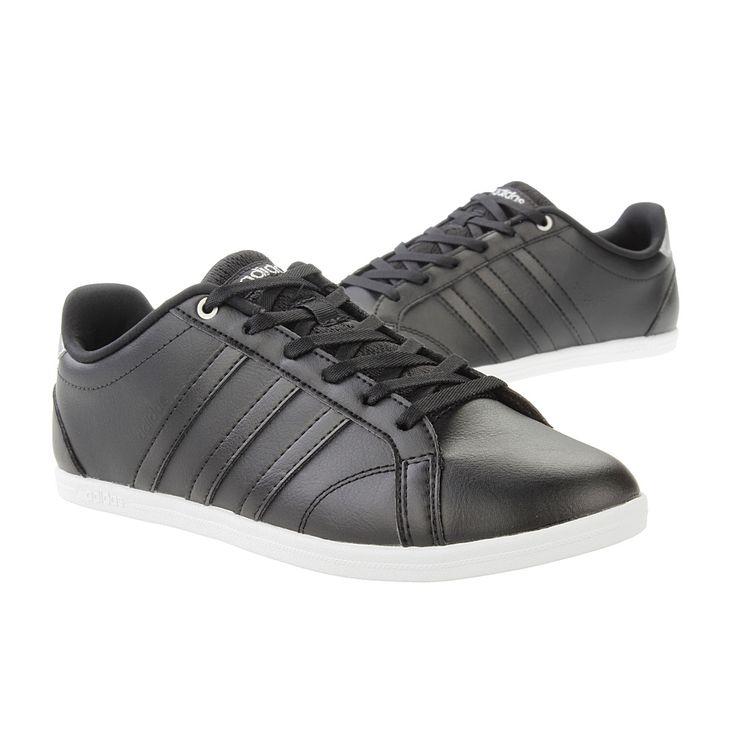 Buty Adidas Coneo Qt W Core Black Adidas Adidas Sneakers Adidas Neo