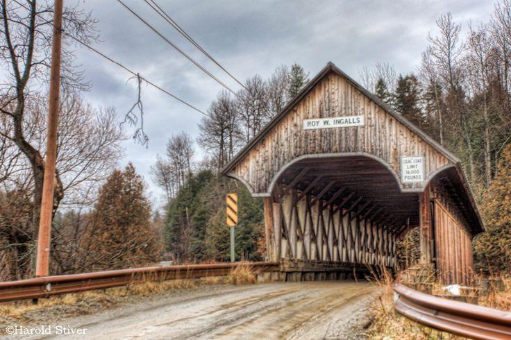 Orne Covered Bridge