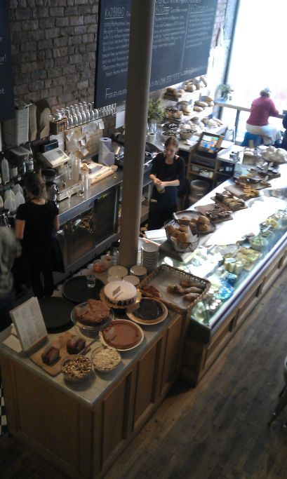 Glasgow Artisan Cafe Bakery. Pinned by Lamond Commercial Kitchens and Bars: www.lamondcatering.com Love the way we think? Then you will love working with us! Commercial kitchen and commercial bar design and install: refrigeration, kitchen gear and custom stainless steel. Phone: 1800610004 #lamondkitchens